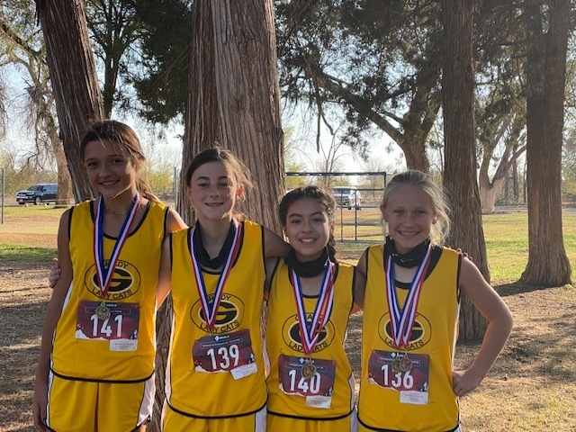 JH CC MEDALISTS