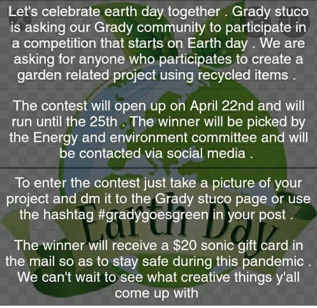 Sc earth day